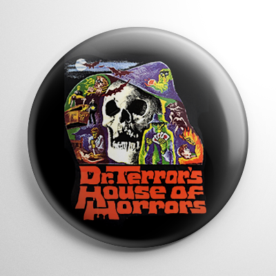 Dr. Terror's House of Horrors Button
