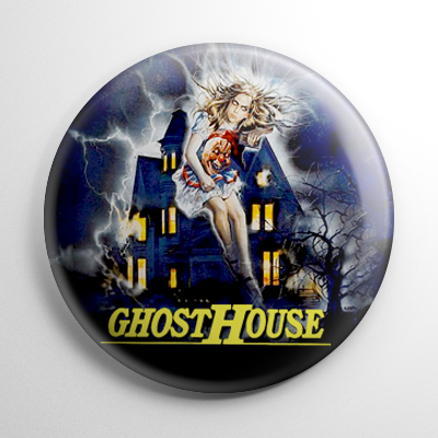 Ghost House Button