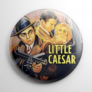 Little Caesar Button