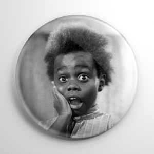 Little Rascals - Buckwheat Button