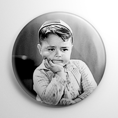 Little Rascals - Spanky Button