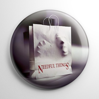 Needful Things Button