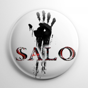 Salo, 120 Days of Sodom (A) Button