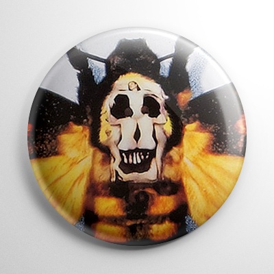Silence of the Lambs – Death's Head Moth Button