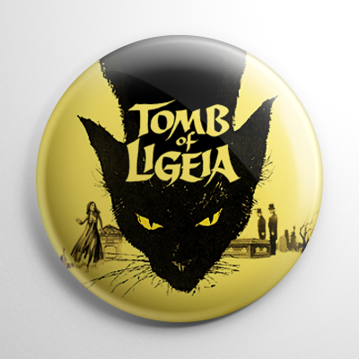 Tomb of Ligeia (A) Button