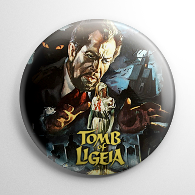 Tomb of Ligeia (B) Button