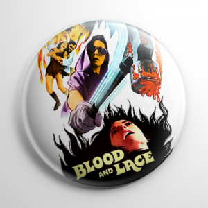 Blood and Lace Button