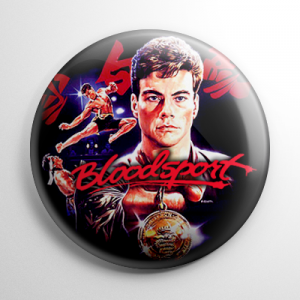 Bloodsport Button