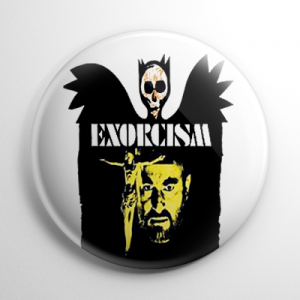 Exorcismo Button