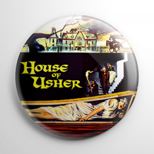 House of Usher Button