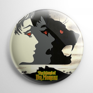 Island of Dr. Moreau Button