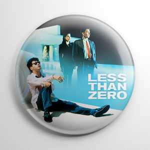 Less Than Zero Button