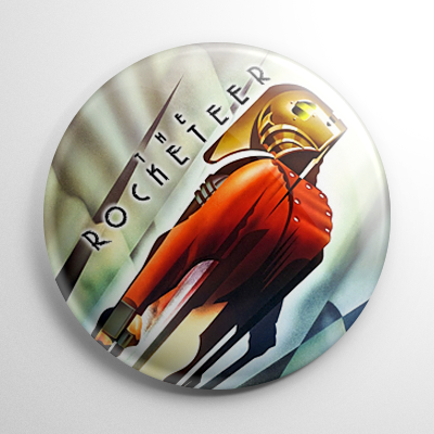 The Rocketeer Button