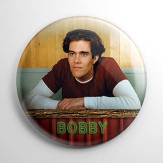 Twin Peaks Bobby Briggs Button
