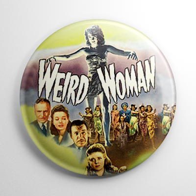 Weird Woman Button