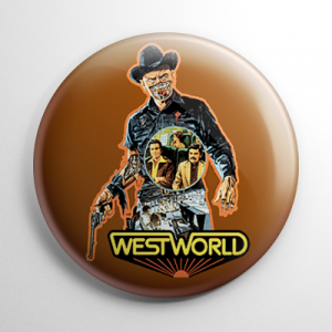 Westworld Button