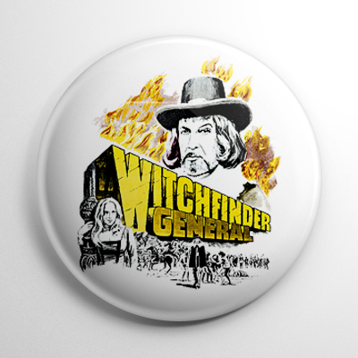 Witchfinder General Button