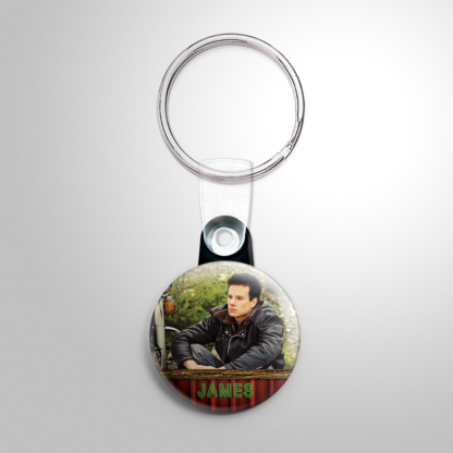 TV Shows - Twin Peaks: James Hurley Keychain