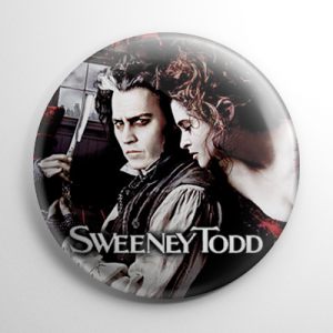 Sweeney Todd Button