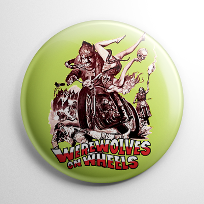 Werewolves on Wheels Button