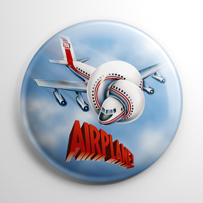 Airplane! Button