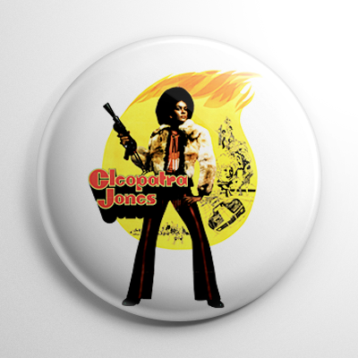 Cleopatra Jones Button