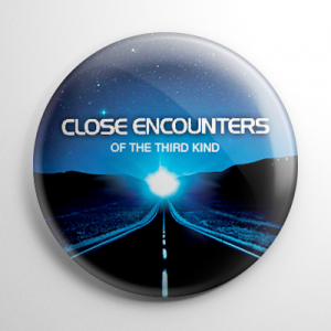 Close Encounters of the Third Kind Button