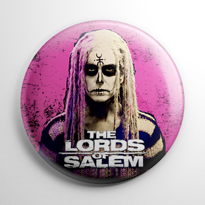 Lords of Salem (B) Button