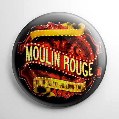 Moulin Rouge Button