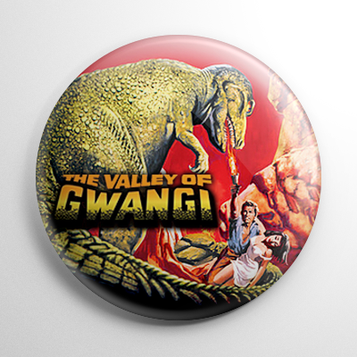 The Valley of Gwangi (A) Button