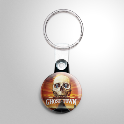 Horror - Ghost Town Keychain