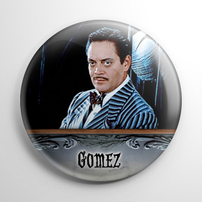 The Addams Family Movie Gomez Button