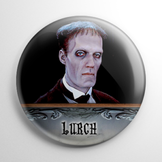 The Addams Family Movie Lurch Button