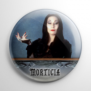 The Addams Family Movie Morticia Button