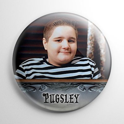 The Addams Family Movie Pugsley Button