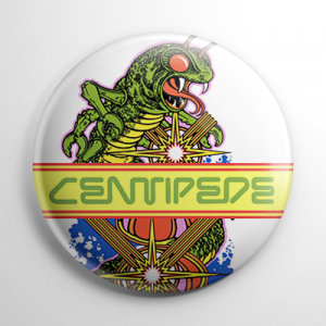 Centipede Button