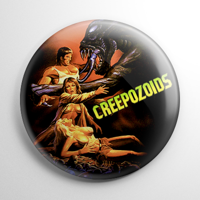 Creepozoids Button