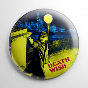 Death Wish (A) Button