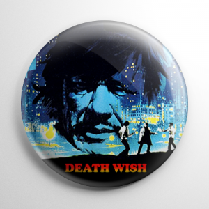 Death Wish (B) Button