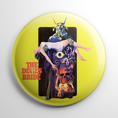 Devil's Bride Button