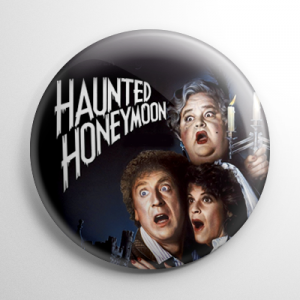 Haunted Honeymoon Button