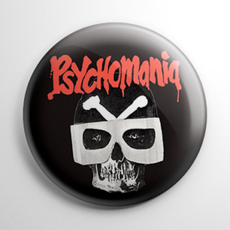Psychomania Button
