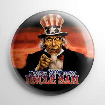 Uncle Sam Button
