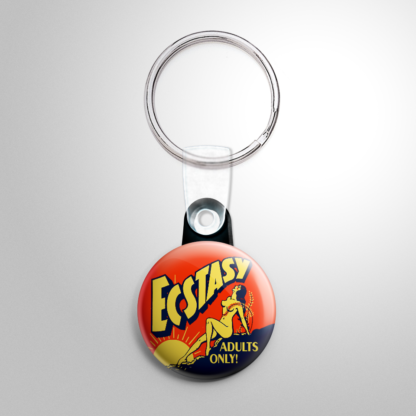 Grindhouse - Ecstasy Keychain