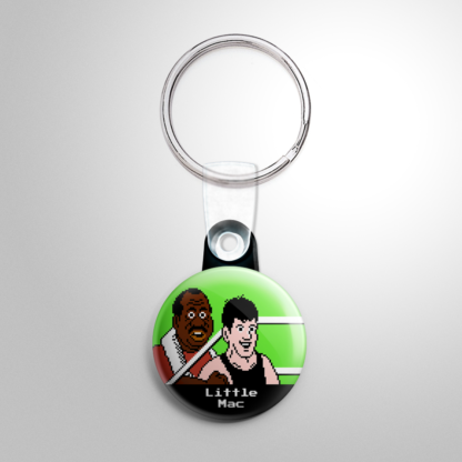 Video Games - Punch Out: Little Mac Keychain