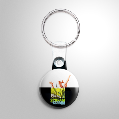Science Fiction - Scream and Scream Again Button/Keychain