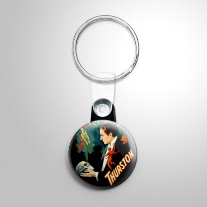 Magic - Thurston the Magician Keychain