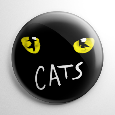 Cats Button