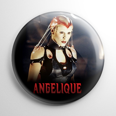 Hellraiser Cenobite - Angelique Button