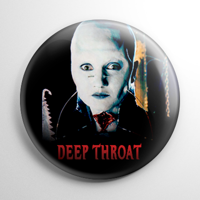 Hellraiser Cenobite - Deep Throat Button
